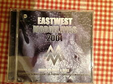 East West Mobo flavas 2001 promo CD album