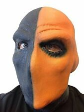 Deathstroke Mask Slade Wilson Arrow TV Arkum Origins Comic Fancy Party