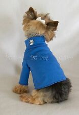 S  Blue Puppy Dog Turtleneck shirt clothes pet apparel clothing Small PC Dog®
