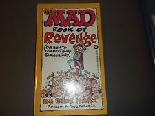 Vintage Cartoon THE MAD BOOK OF REVENGE by Stan Hart Pictures by Paul Coker Jr.