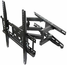 "TV Wall Mount Full Motion Articulating Fits 32"" -  60"" Tilt Swivel Bracket"