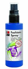 MARABU FASHION SPRAY PAINT Fabric Colour Art & Craft Textile - 100ml