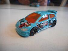 Hotwheels Citroen C4 Rally in Blue