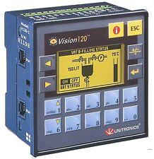 UNITRONICS V120-22-R2C PLC GRAPHIC HMI