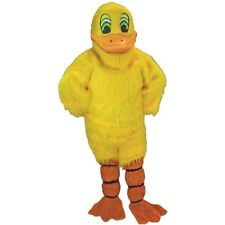 Yellow Duck Professional Quality Mascot Costume Adult Size