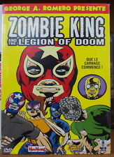 ZOMBIE KING AND THE LEGION OF DOOM STACEY CASE DVD WARNER VISION SEALED!!!!