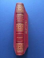 F.BRUNETIERE,ETUDES CRITIQUES SUR L'HISTOIRE DE LA LITTERATURE FRANCAISE,1887
