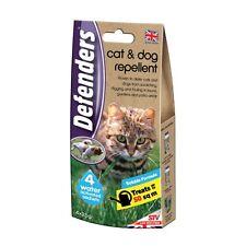 New Defenders Cat Repellent Soluble Formula Deters Digging Fouling Pk2 STV626