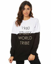 Stussy Cotton Crewneck Jumpers & Cardigans for Women