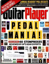 Guitar Player Magazine - 2013, February - Pedal Mania! 60 Stompboxes Reviewed