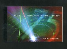 1997 Dx19 B.B.C. Prestige booklet - No Stamps