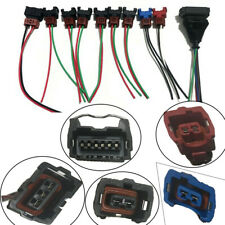 For Nissan 300zx z31 84-87 Fuel Injector MAF TPS Wiring Harness Connector Kit