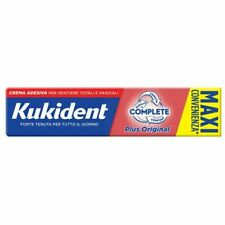Kukident Plus Crema Adesiva per Protesi Dentali - 70g