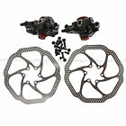 Avid BB7 Mechanical Disc Brake Front & Rear Caliper and 160mm HS1 Rotor