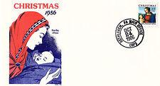 CHRISTMAS - 2244 FDC - GAMM CACHET - 1986
