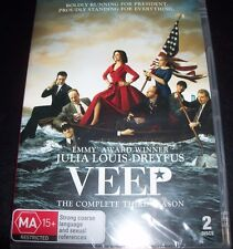 Veep The Complete Third Season 3 (Australia Region 4) DVD - New