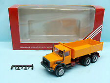 12727 HERPA / IVECO BENNE CARRIERE 1/87 HO