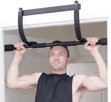 Heavy Duty Doorway Pull Up Bar Chin-Up Exercise Fitness Home Gym Upper Body Work