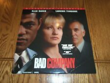Bad Company Laser Disc Video