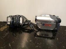 Sony Dcr-Dvd105 Handycam Carl Zeiss, Camcorder W/NightShot Plus w/Case