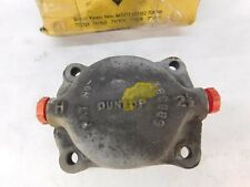 "Jaguar MKIX & Facel Vega   Front Brake Caliper  Piston & Cylinder  2-1/2"" DUNLOP"