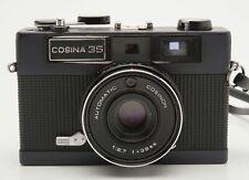 Cosina 35 Kompaktkamera Kleinbildkamera Sucherkamera - Cosinon 38mm 2.7 Optik