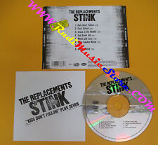 CD THE REPLACEMENTS Stink 1982 Us RESTLESS RECORDS 73763 no lp mc dvd (CS1)