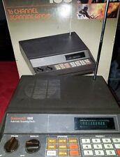 Vintage Uniden Bearcat Scanner BC 155 16 Channel Programmable Tabletop Model