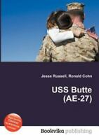 USS Butte (AE-27), Brand New, Free shipping in the US