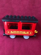 Lego DUPLO 10874 Steam Train Passenger Carriage Car only