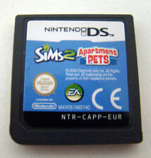 Nintendo DS Sims 2 Apartment Pets absolut TOP