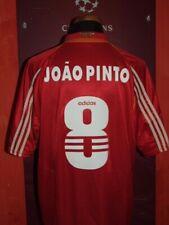 JOÃO PINTO S.L.BENFICA 1999/2000 MAGLIA SHIRT CALCIO FOOTBALL MAILLOT JERSEY