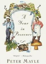 A Year in Provence,Peter Mayle- 9780140294880