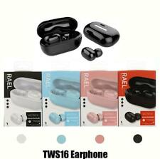 Auriculares Inalambricos Cascos Bluetooth 5.0 Base de Carga IOS Android