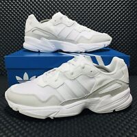 Adidas Originals Yung-96 (Men's Size 12) Athletic Training Sneakers White Shoes