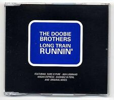 The Doobie Brothers Maxi-CD Long Train Runnin' - German 6-track REMIXES CD