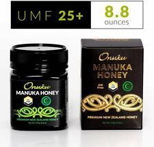 Onuku Certified Manuka Honey UMF 25+ MGO 1200, New Zealand 250g