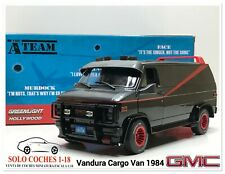 1:18 GMC Vandura Cargo Van Serie A-Team 1983 Greenlight Collectibles Ref.13521