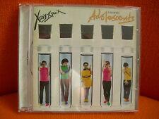 CD – X RAY SPEX: GERM FREE ADOLESCENTS + 11 BONUS – EARLY PUNK POLY STYRENE