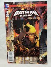 Batman and Robin: Futures End #1 (November 2014, DC)