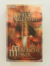 Philip Pullman Das Magische Messer Roman Fantasy Heyne Verlag