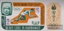 aden - qu´aiti state 107B neuf avec gomme originale 1967 Jeux Olympiques Été ´68