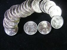 AUSTRALIA FLORIN 1962 CHOICE BU ROLL OF 20 COINS