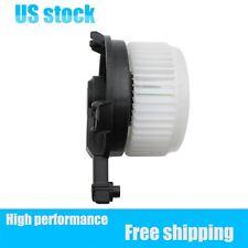 For 2012-2013 Honda Civic Blower Motor Front TYC 81382SM HVAC Blower Motor