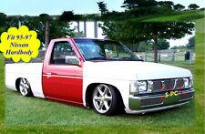 95 96 97 1997 Nissan Hardbody Billet Grille Grill Comb
