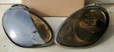 2005 2006 2007 2008 Porsche Boxster 987 Pair Headlights Halogen Lamp 98763106320