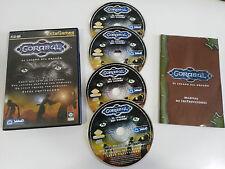 GORASUL IL LEGACY DEL DRAGON GIOCO PER PC 4 X CD-ROM IN SPAGNOLO ZETA GAMES JOWO