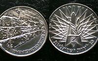 ISRAEL / 1967 - 10 LIROT / SILVER COIN