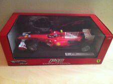 Ferrari F10 Alonso Bahrein GP F1 2010 Hotwheels Mattel 1/18