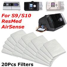 20tlg Einweg Filter Hypoallergenfilter Ersatz Für S9 S10 Serie ResMed AirSense